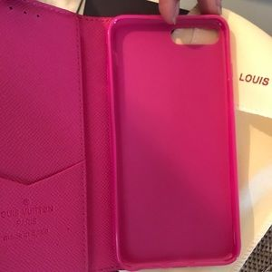 Cell case wallet iphone 7 plus